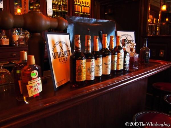 SCWC Tax Stamp Bourbon Tasting 2