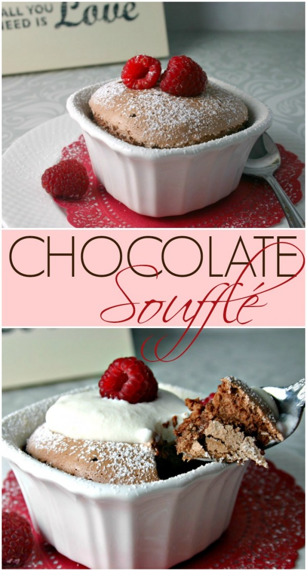 Chocolate Soufflé | Life, Love, and Good Food