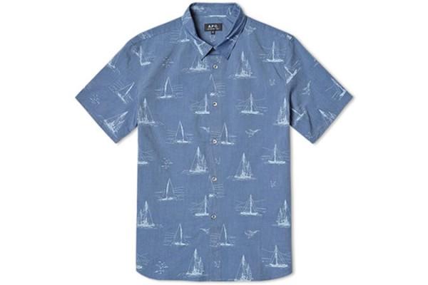 A.P.C. Biarritz Shirt