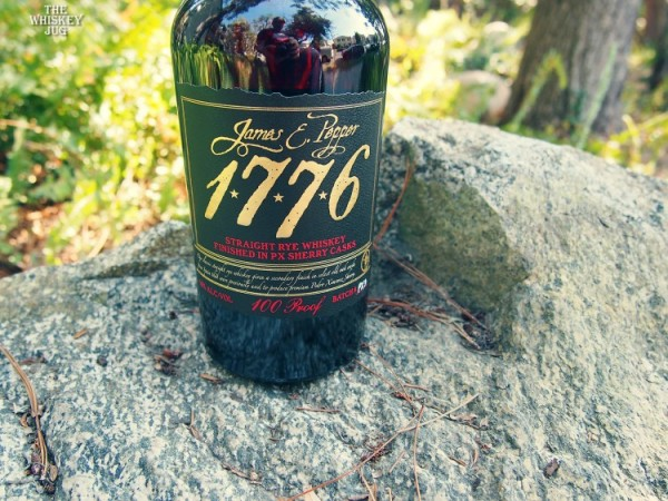 James E Pepper 1776 Rye Finished in PX Sherry Casks