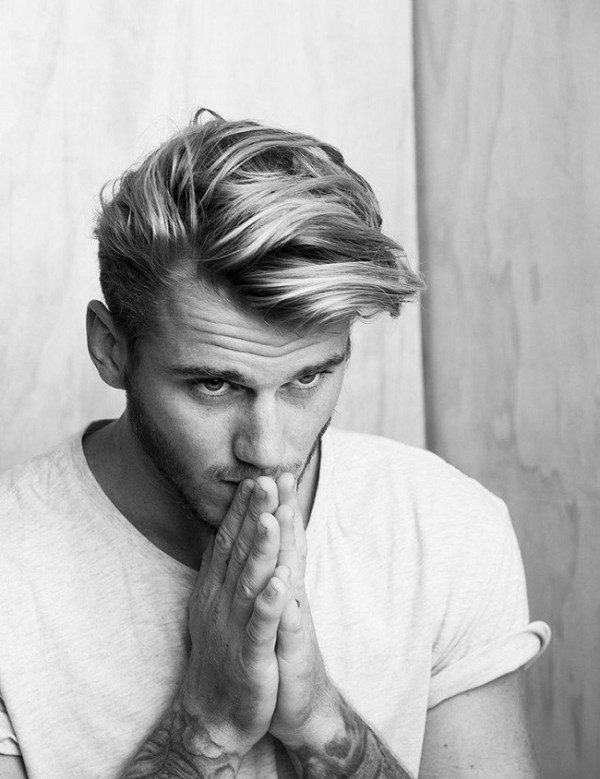 Pleasant 5 Mens Hairstyle Trends For 2016 By Menswear Style Details Style Short Hairstyles Gunalazisus