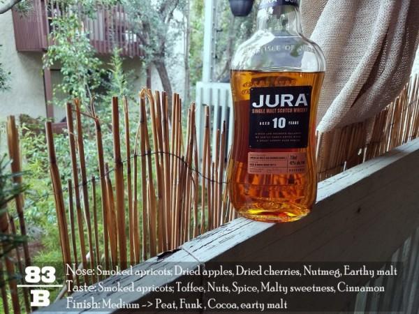 Jura 10 Years Review