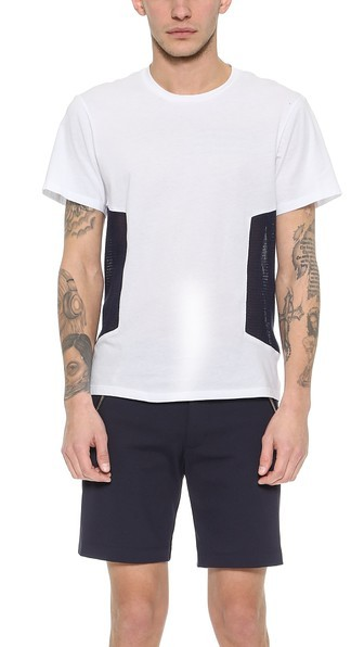 Anzevino Getty Mesh T-shirt