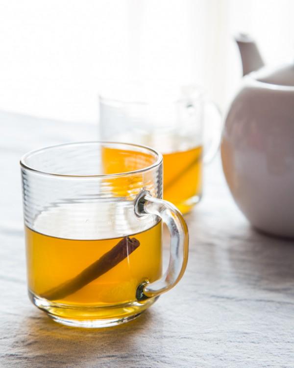 Green Tea Hot Toddy | JellyToastBlog.com