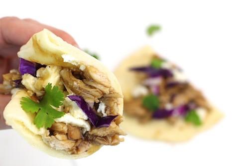 Chicken Naanini Sandwich | LocalSavour.com