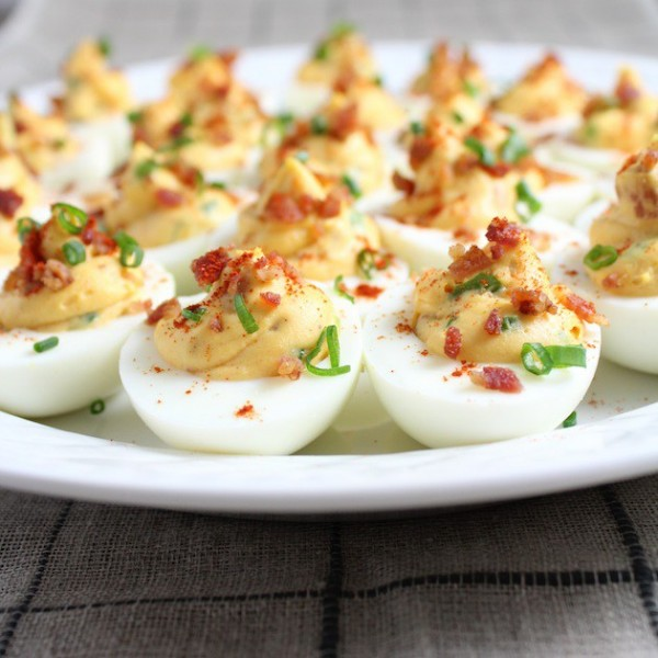 Smoky Deviled Bacon And Eggs by Holly Sander | Epicurious Community ...