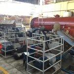 Arette distillery floor