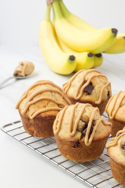 Chunky Monkey Muffins Picture