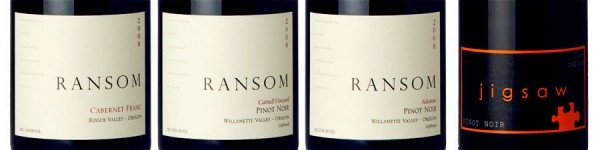 Ransom Wine Labels