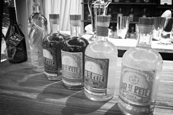 the St. Petersburg Spirits line