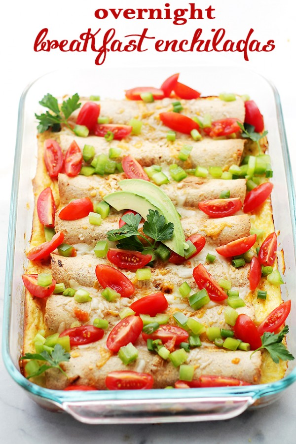 Overnight Breakfast Enchiladas by Katerina Petrovska ...