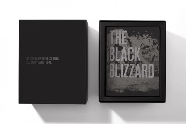 Shinola Debuts The Black Blizzard