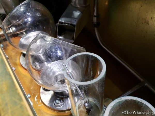 Balcones Distillery spirit safe