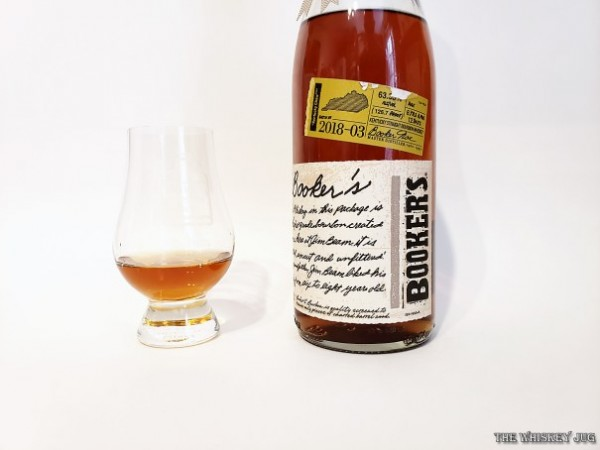 Booker's Bourbon Batch 2018-03 Kentucky Chew is one of the most dynamic, beautiful, elegant an complex Booker's releases in a while. Definitely one worth a good