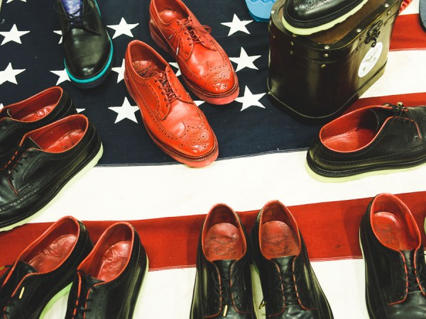 Greenwich Vintage Co : An Ode to the Shoe Gods by Style No