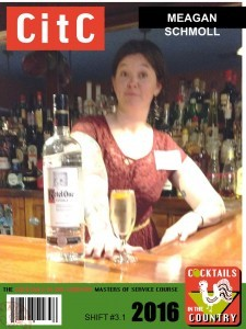 Meagan Schmoll Cover Ketel One