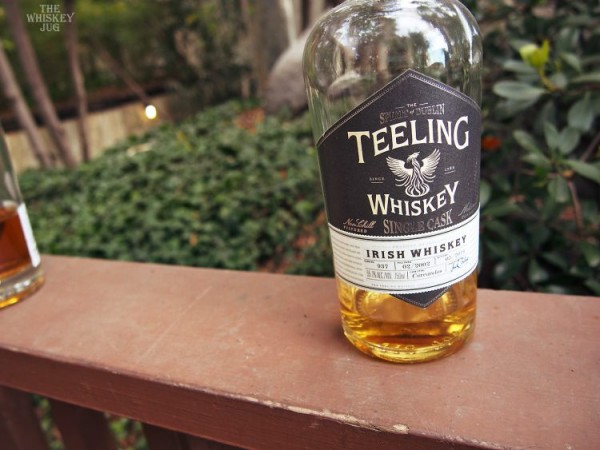 Teeling Single Barrel Carcavelos Finish