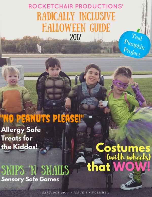 RocketChair Productions' Radically Inclusive Halloween Guide