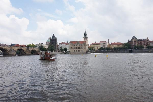 Prague Boat Touring