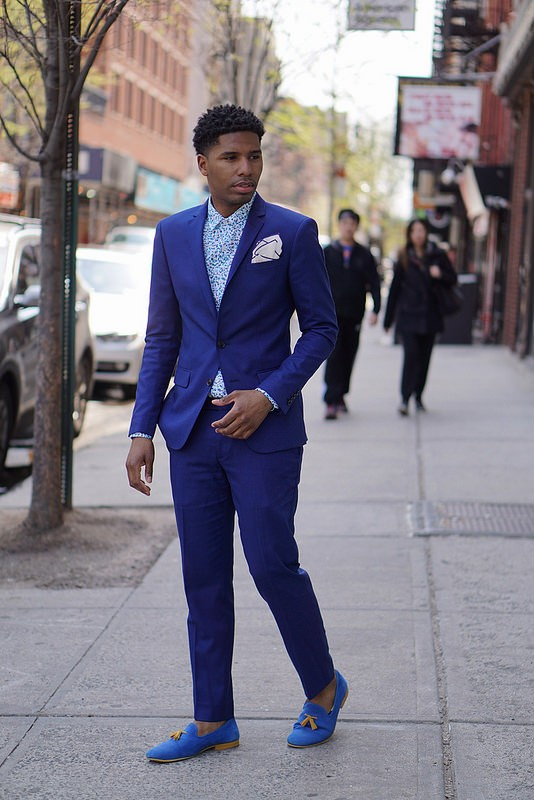 How To Look Your Coolest In A White Summer Suit by Jamal Jackson ...