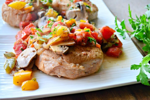 Skillet Pork Chops Photo