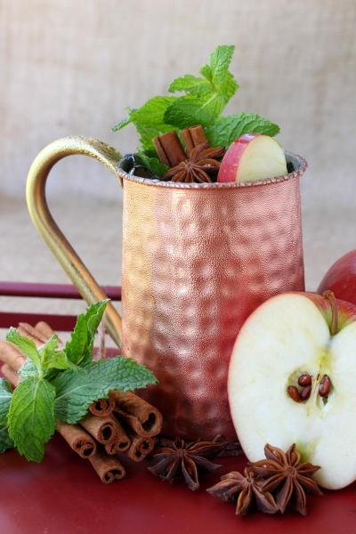 Apple Cider Mojito Image