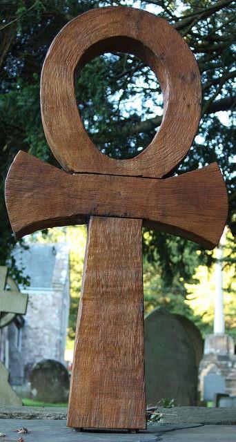 Ankh Cross - Photo: Flickr / rayboy251963