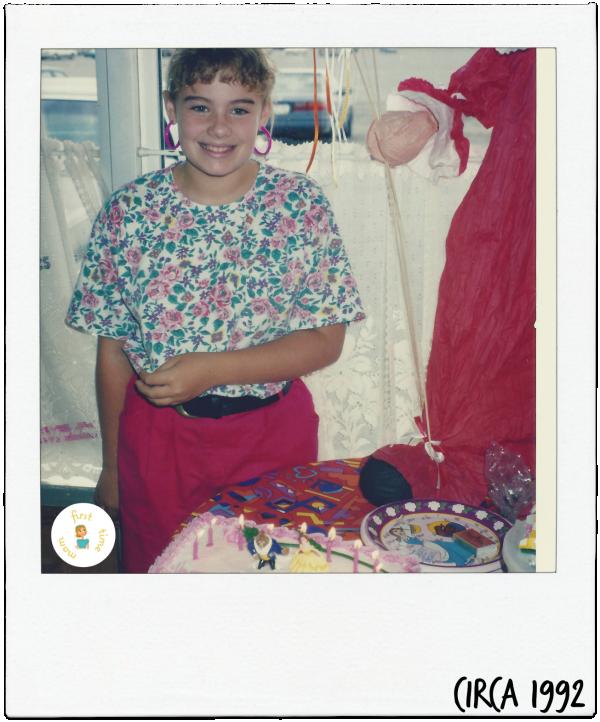 10th birthday 1992