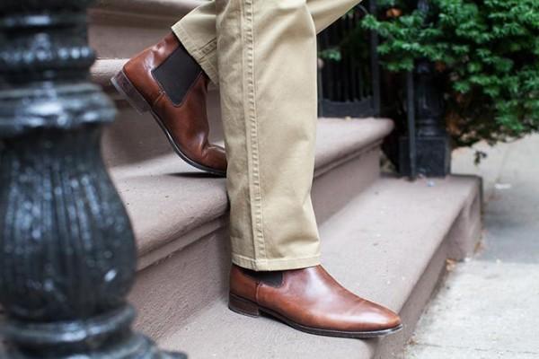 Jack Erwin Chelsea Boots - He Spoke Style
