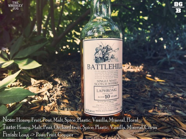 Battlehill Laphroaig 10 Review