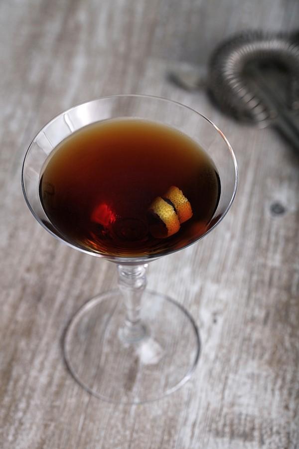 The Prospector Cocktail | ScienceOfDrink.com