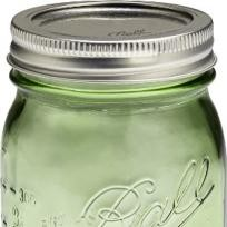 Green Ball Heritage Collection Pint Jars