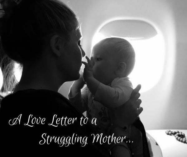 A Love Letter to a Struggling Mother www.TheDailySoulSessions.com