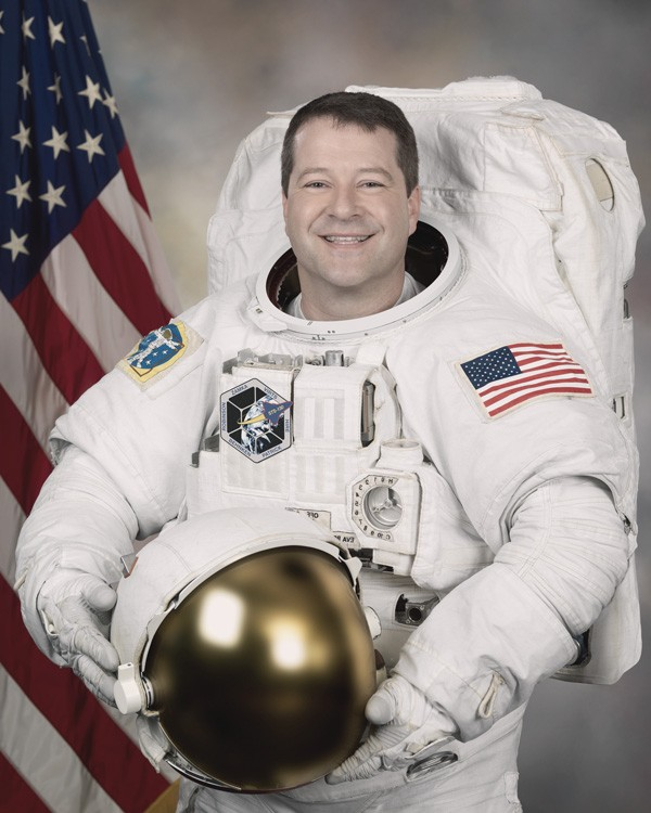 Nicholas Patrick - Photo: NASA/Robert Markowitz via Commons