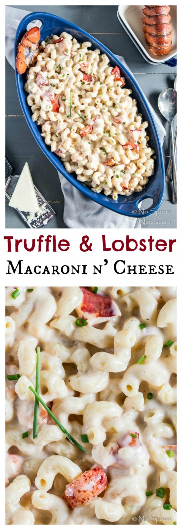 Truffle Lobster Macaroni n' Cheese by Cheyanne Holzworth-Bany | Epicurious Community Table