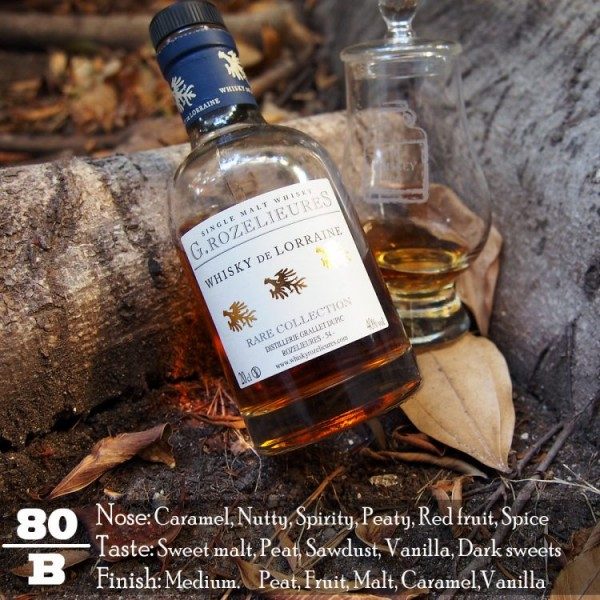 G Rozelieures Rare Review