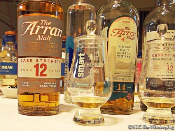The Arran Tasting 3