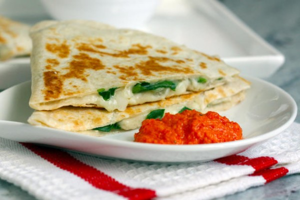 White Bean Quesadillas Photo