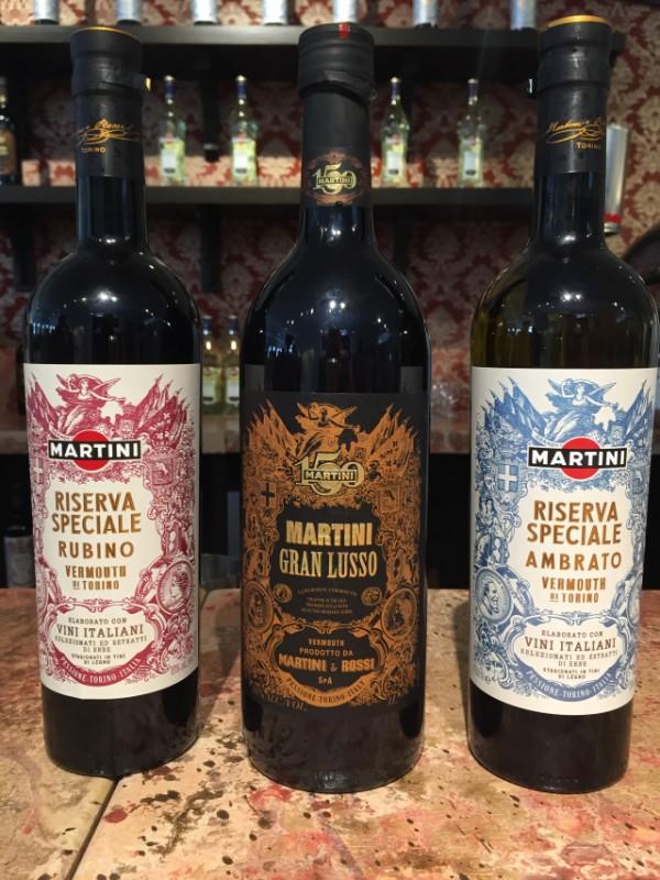 martini & rossi's vermouth