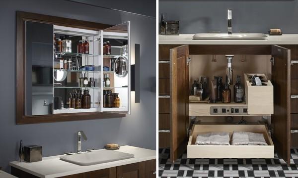 4 Bathroom Organization Ideas | Kohler Ideas