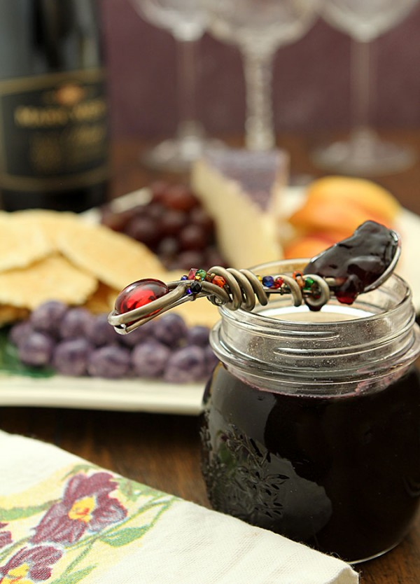 Pinot Noir Red Wine Jelly
