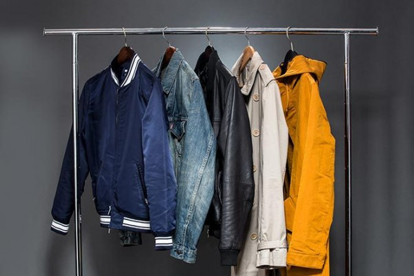 Spring Outerwear - He Spoke Style