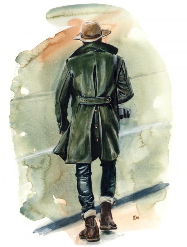 Alexander Nash Bespoke Tailoring