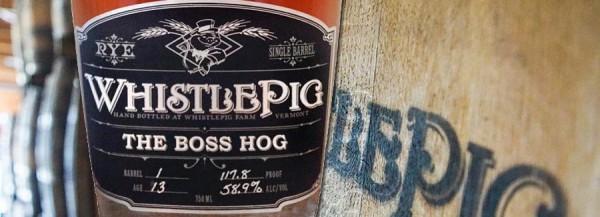 WhistlePig Boss Hog Review Header