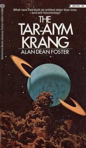 The Tar-Aiym Krang Book Cover