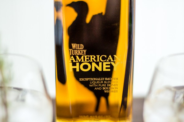 wild turkey, wild turkey american honey, summer cocktails, whiskey, bourbon, sponsored