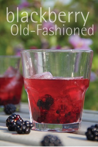 Blackberry Old-Fashioned