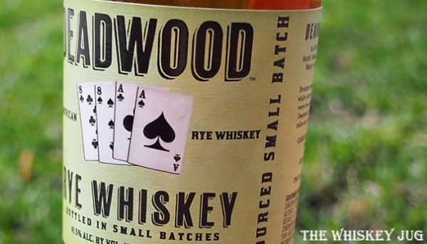Deadwood Rye Details (price, mash bill, cask type, ABV, etc.)