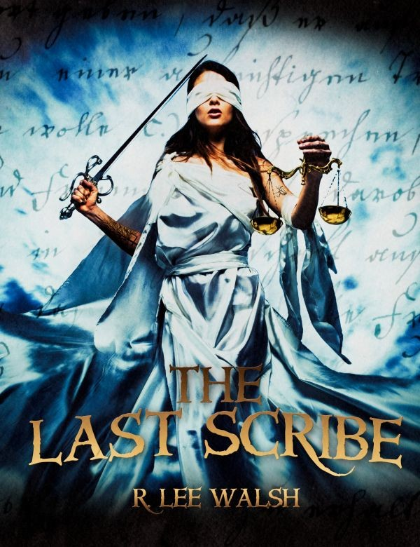 The Last Scribe Book Cover