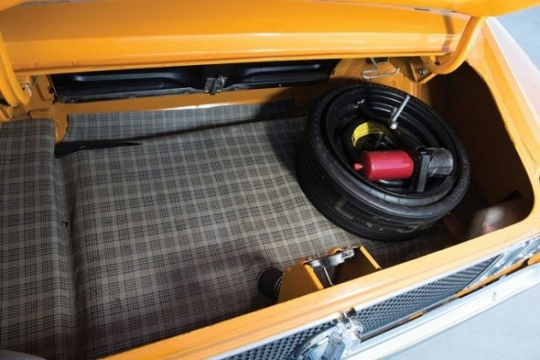 1970 Ford Mustang Mach 1 Twister 7